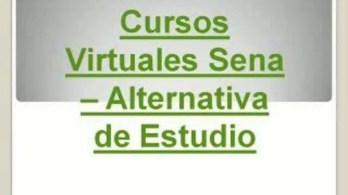 Cómo ingresar a los cursos Virtuales