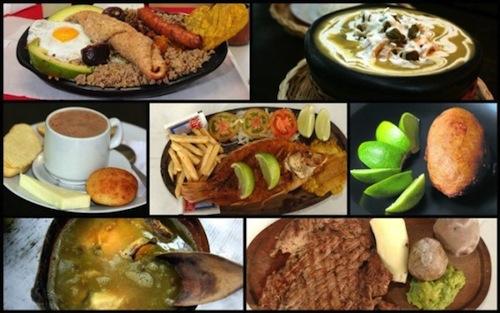 Curso Virtual de Gastronomia Colombiana
