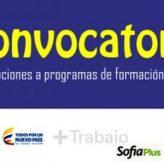 El SENA  programa su III Convocatoria 2017