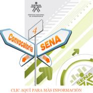 IV Convocatoria SENA presencial 2017