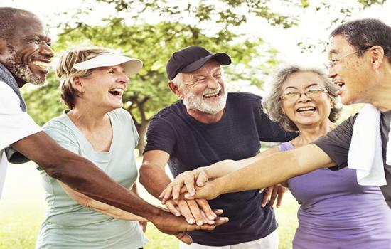 Curso Sena de Actividad Física para Adultos Mayores
